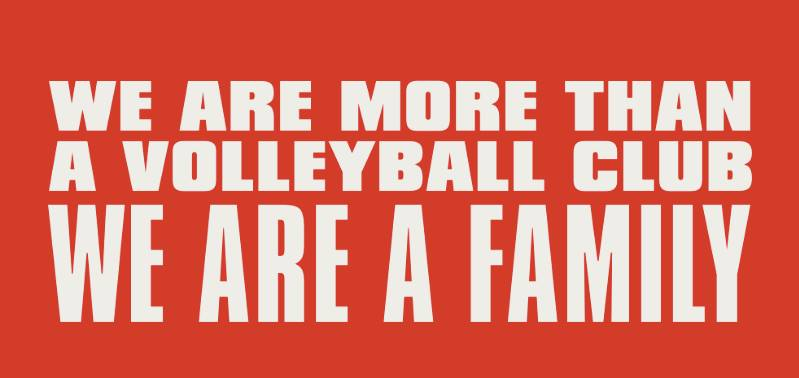 We are Family Slogan